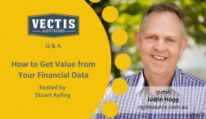 Using financial data for SME's small business