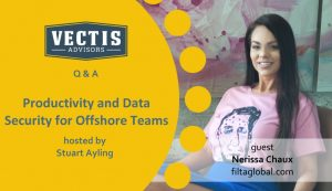 Data security productivity offshore staff