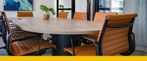 sales meeting room